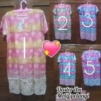 Daster Ibu Santai   Busui   Batik Jogja   Baju Tidur Batik