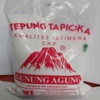 "Tepung Tapioka Cap GUNUNG AGUNG"" 500Gr"