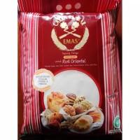 Tepung Terigu Cakra Kembar Emas Bogasari (Roti Oriental) 5 kg