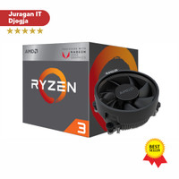 AMD - Ryzen 3 2200G 3.5Ghz Up To 3.7Ghz - Raven Ridge (Socket AM4)