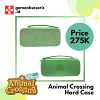 Animal Crossing Nintendo Switch Travel Bag Case