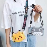 Tas Wanita Handbag Korea Kartun Silikon Phone Case Samsung J7 Prime