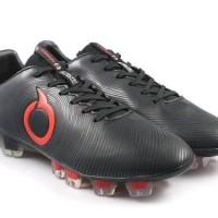 Sepatu Bola Ortuseight Catalyst Oracle FG - Black
