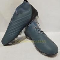 Sepatu Bola Specs Swervo Galactica Elite FG Shadow Blue Black Silver