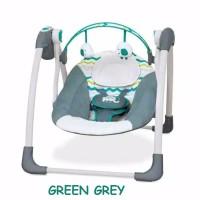 Cocolatte Deluxe Portable Swing /Ayunan elektrik bayi
