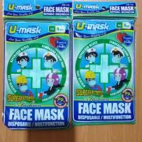 Mask U-Mask isi 5