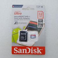 Micro SD Sandisk 32 GB Memory Card Sandisk 32GB MicroSD dan Adaptor