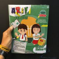 Buku ARIF Cerdas Untuk Sekolah Dasar Kelas 4 SD - Christiana Umi