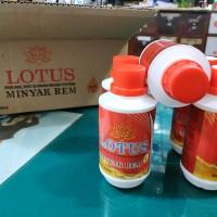 Minyak rem untuk motor atau Mobil merk Lotus 300ml