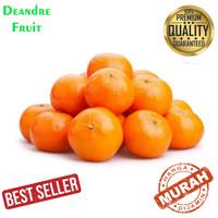 PROMO MURAH Buah Jeruk Mandarin Ponkam MANIS 1/2kg Import Enak
