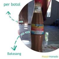 Bakasang / Sambal Bakasang Khas Manado Sulawesi Utara Per Botol