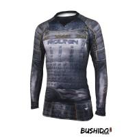Rounin Fightware Rashguard / compression shirt - Bushido