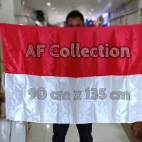 Bendera Merah Putih 90 cm x 135 cm Satin