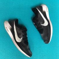 Sepatu Nike Zoom Pegasus Turbo 2 Black White Gunsmoke Premium Quality