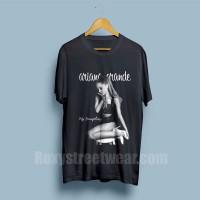 Kaos Ariana Grande My Everything Pop, RnB T-Shirt Ariana Grande Cool