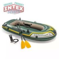 PERAHU KARET SEAHAWK 2 Boat Set Inflatable INTEX_68347