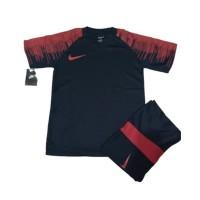 Baju Bola Junior SSB Jersey Anak Usia 6-12 Tahun Setelan Kaos & Celana