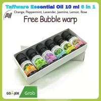 Paket Essential Oil Aroma Terapi isi 6 pcs