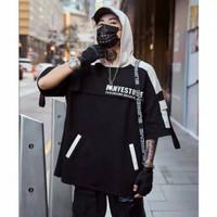 KAOS HOODIE IMPORT T-SHIRT PRIA KOREA ORIGINAL S-XXL/2XL FT73