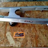 swing arm DKT model kotak ninja R SS