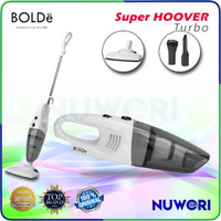SUPER HOOVER TURBO Original BOLDe VACUUM CLEANER - VACUM NEW | WH