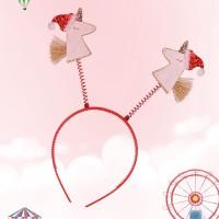 Bando Antena Lebah/Semur/Kumbang untuk Wanita/Anak Perempuan