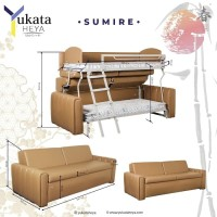 Yukata Heya Sofabed Type Sumire