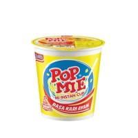 Pop Mie Kari Ayam Cup 75 gr