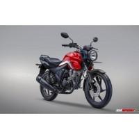 Sticker Striping Motor Honda CB 150 Verza CW 2019 Red Metalic terbaik