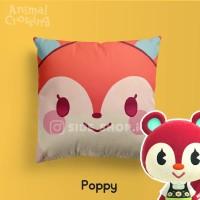 Poppy - Bantal Animal Crossing - S