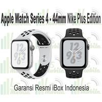 Apple Watch Series 4 - 44mm Nike Plus Garansi Resmi iBox Indonesia