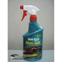 WAXCO SPEED SPRAY WAX Pengkilap Mobil Instant - Semprot langsung kilap