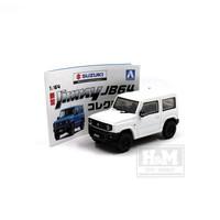 Suzuki Jimny JB64 White AOSHIMA New