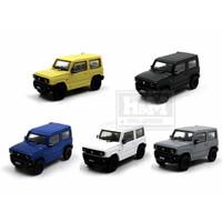 Suzuki Jimny JB64 AOSHIMA New Set 5pcs
