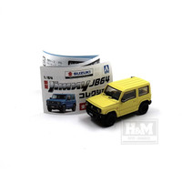 Suzuki Jimny JB64 Yellow AOSHIMA New
