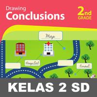 Drawing Conclusions Buku Keterampilan Aktivitas Kelas 2 SD Menulis