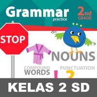 Grammar Practice Buku Keterampilan Aktivitas Kelas 2 SD Baca Menulis