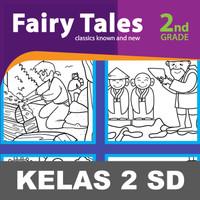 Fairy Tales Buku Keterampilan Aktivitas Kelas 2 SD Membaca Tulis