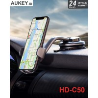 AUKEY HD-C50 Phone Holder Dashboard Car Mount 1.9-3.7