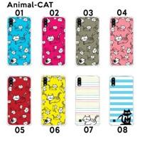 Custom Casing Softcase Anticrack Samsung A10/M10 Motif Kucing Cat Lucu