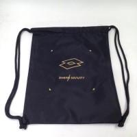 Tas Serut Sepatu Futsal Olahraga Sepeda LOTTO ZHERO GRAVITY String Bag