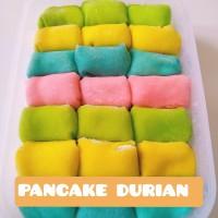 Pancake Durian Medan MINI isi 21