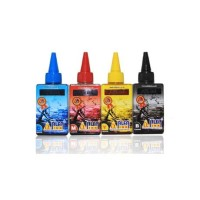 Tinta Alfaink Canon Black Cyan Magenta Yellow 100ml