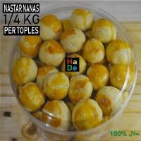 Kue Kering | Nastar Selai Nanas 250 gram (1/4 Kg Per Toples) Kiloan