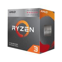 PROC AMD RYZEN 3 3200G W/WRA/TH STEALT