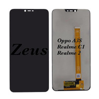 LCD TOUCHECREEN OPPO REALME 2 - REALME C1 - A3S - CPH1853 - FULLSET