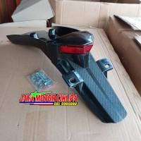 Stoplamp undertail spakbor belakang sein led Kawasaki KLX Dtracker 150