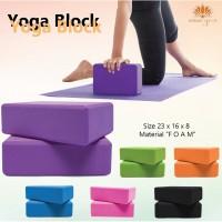 Yoga Block Foam / Balok Yoga Foam