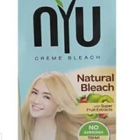 Natural Bleach Nyu