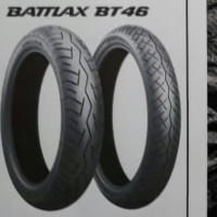 PAKETAN BAN LUAR BATTLAX BT 46 UK 100/90-18 & 120/80-18